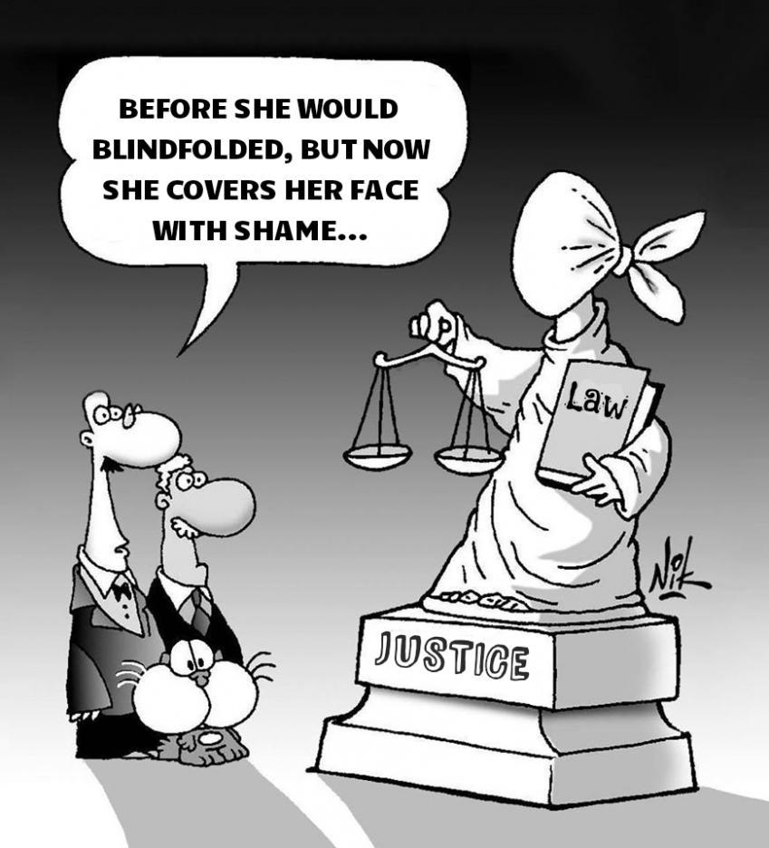 Shame Justice Estartit Torroella