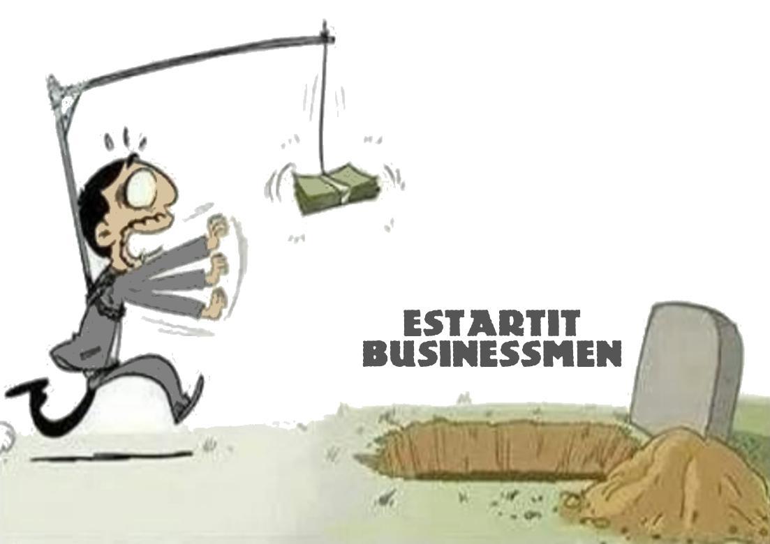 Estartit Businessman