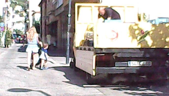 Vianants carrer port estartit denuncia voreres